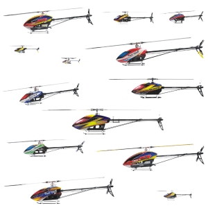ALIGN HELICOPTER KITS
