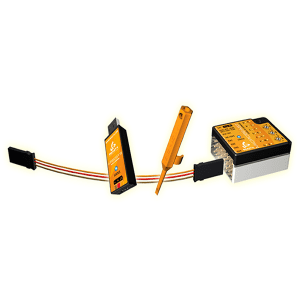 Flybarless /Multi-Control and GPS