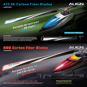 Align Main Blades and Tail Blades