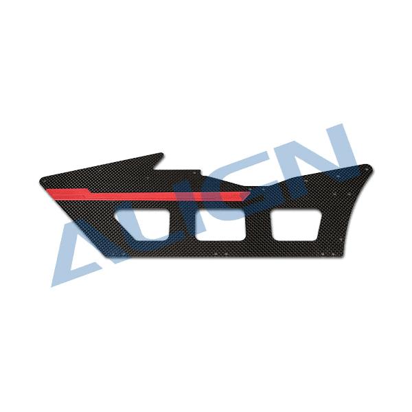 Align Trex 650X Carbon Fiber Lower frame(L) H65B002XX