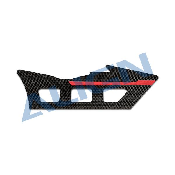 Align Trex 650X Carbon Fiber Lower frame (R) H65B003XX
