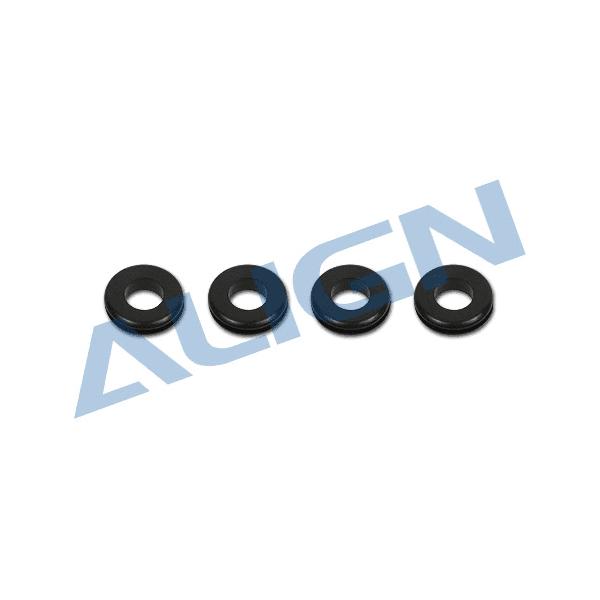 Align Trex 650X Canopy Nut H65B017XX