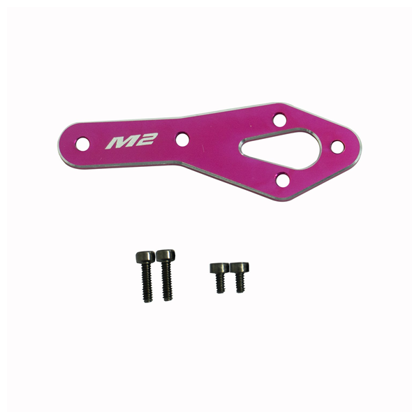 OMPHOBBY M2 Explore Version Tail Motor Reinforement Plate Set -(Purple) OSHM2125