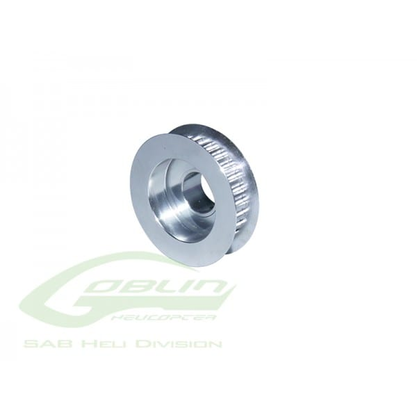 SAB Aluminum Front Tail Pulley 28T - Goblin 570 H0304-S