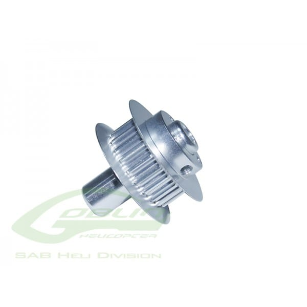 SAB Aluminum Tail Pulley 22T - Goblin 570 [H0310-S]