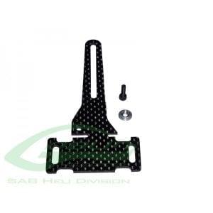 SAB Goblin 570 Carbon Fiber Swashplate Antirotation - H0401-S