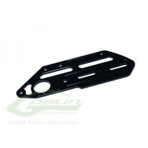 SAB Aluminum Tail Side Plate - Goblin 570 H0297-S