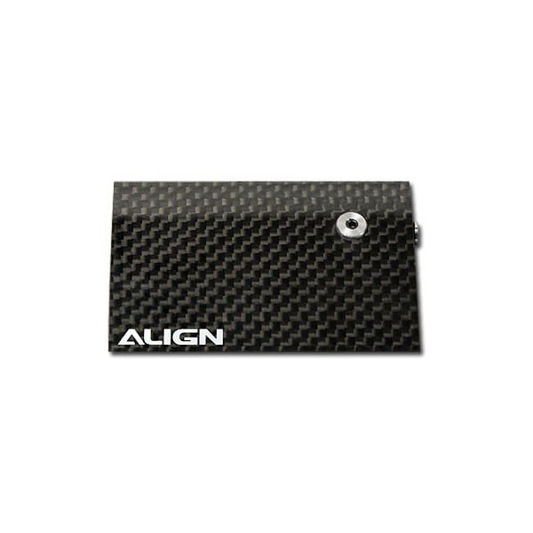 Align Trex 500E H50118 500 Carbon Fiber Flybar Paddle A