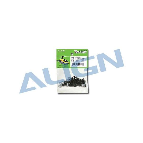 Align Trex 500E H50048-1 Frame Hardware