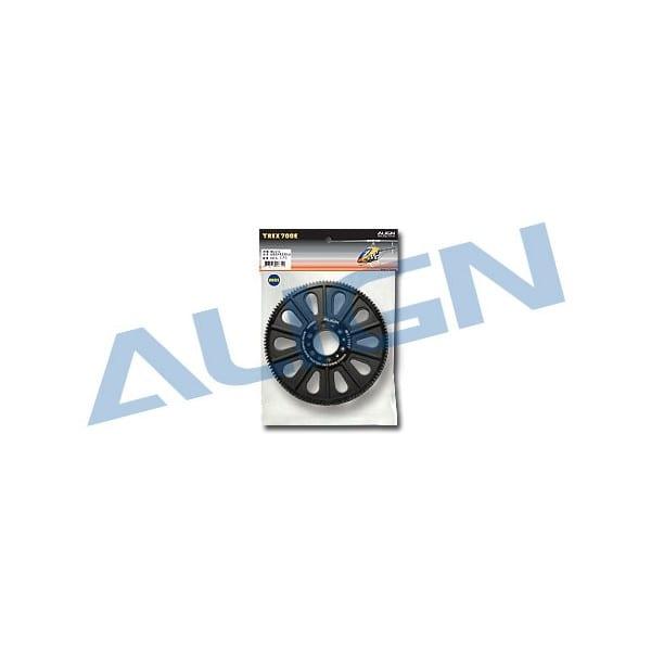 Align Trex 700/800E H70G008XX CNC Slant Thread Main Drive Gear/110T