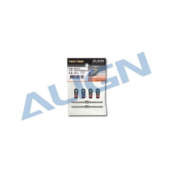 Align Trex 700FL H70Z005XX Linkage rod(A) set