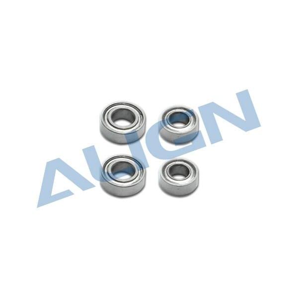 Align Trex 450 H45R003XX Bearing(MR74ZZ-d3.5/ MR63ZZ)