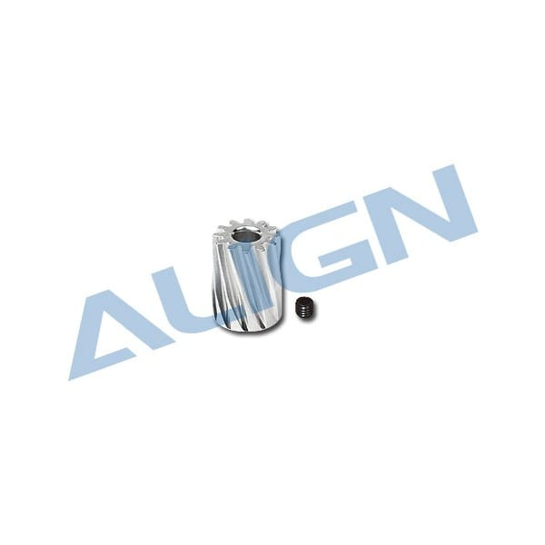 Align Trex H45157 Motor Pinion Helical Gear 12T