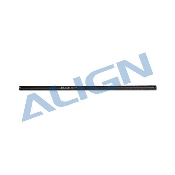 Align Trex 550 H55T001XX Carbon Fiber Tail Boom-Matte Black