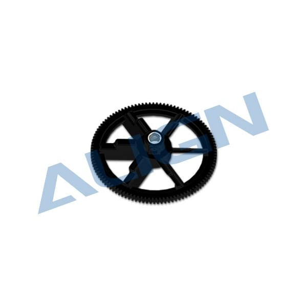 Align Trex 450 HS1220AA 450 Autorotation tail drive gear-Black