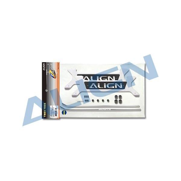 Align Trex 800E/700E H80F003XX Pro White Landing Skid
