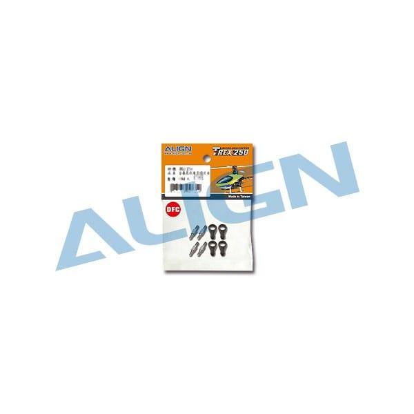 Align Trex 250 DFC H25124 Linkage Rod Set