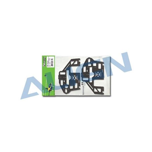 Align Trex 500E H50027A CF Main Frame/1.6mm