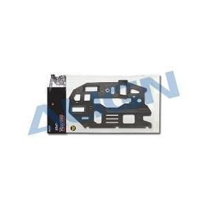 Align Trex 600 Pro H60211 Carbon Main Frame(R)/2.0mm