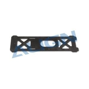 Align Trex 600 Pro H60212 Carbon Bottom Plate/1.6mm