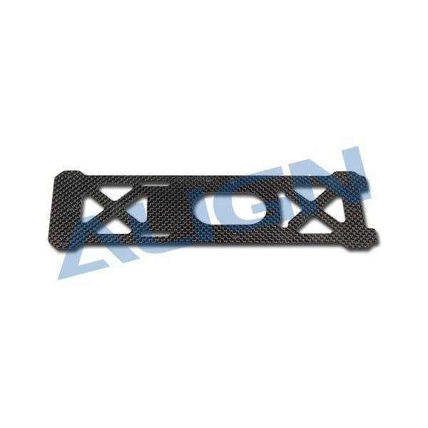 Align Trex 600 Pro H60212 Carbon Bottom Plate/1.6mm