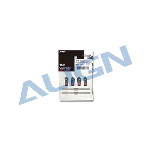 Align Trex 600FL H60Z001XX Linkage rod (A) set