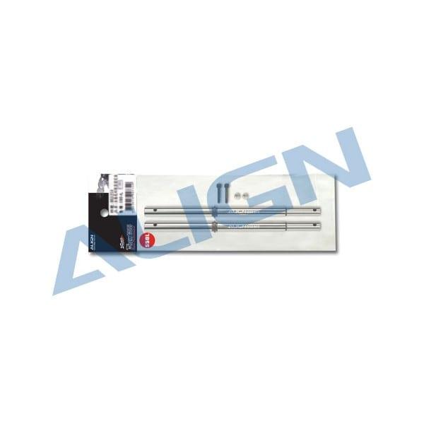 Align Trex 550L H55H001XX Main Shaft Set