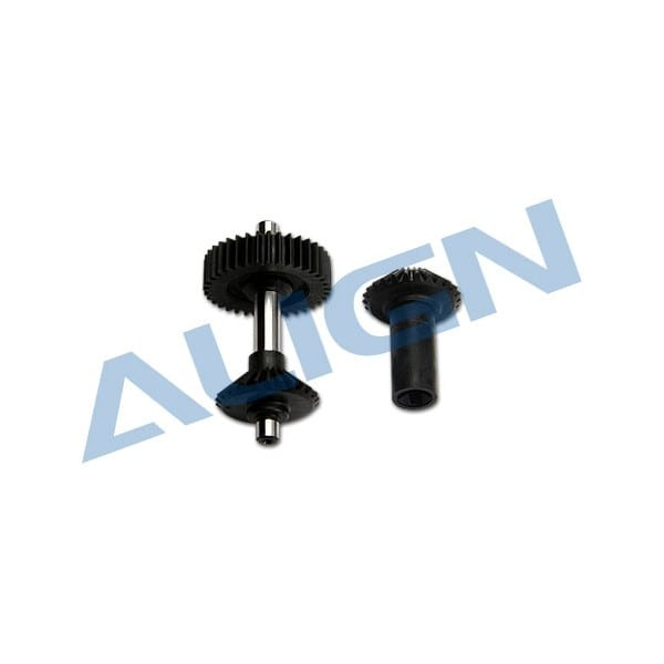 Align Trex 500E H50G001XX M0.6 Torque Tube Front Drive Gear Set/36T