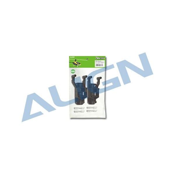 Align Trex 500L H50T002XX Tail Boom Case