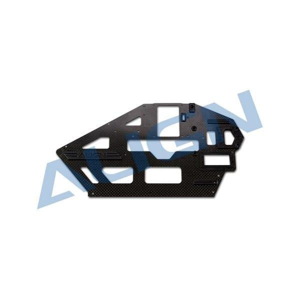 Align Trex 500L H50B002XX Carbon Fiber Main Frame(L)/1.6mm