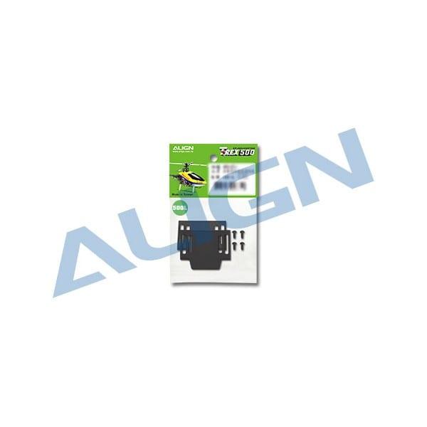Align Trex 500L H50B013XX Gyro Mount