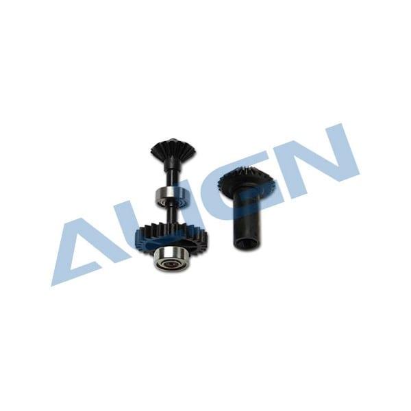 Align Trex 450 H45G003XX V3 Torque Tube Front Drive Gear Set