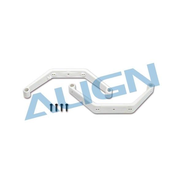 Align Trex HS1293A 450 Landing Skid/White