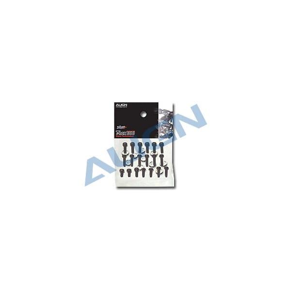Align Trex 600 H60068 Frame Hardware