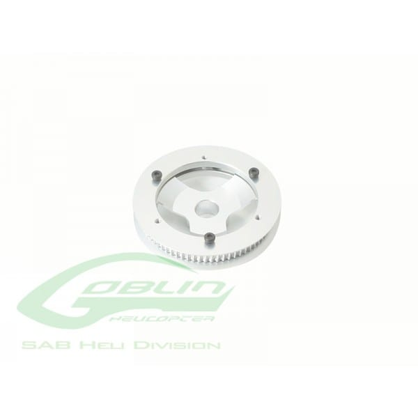 SAB Goblin 380 Aluminum Front Tail Pulley H0503-S