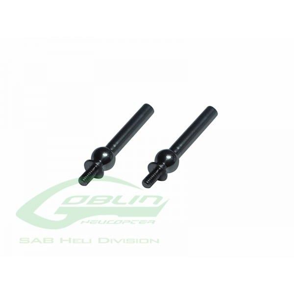 SAB Goblin 380 Steel Elevator Ball Llinkage M2 H0537-S