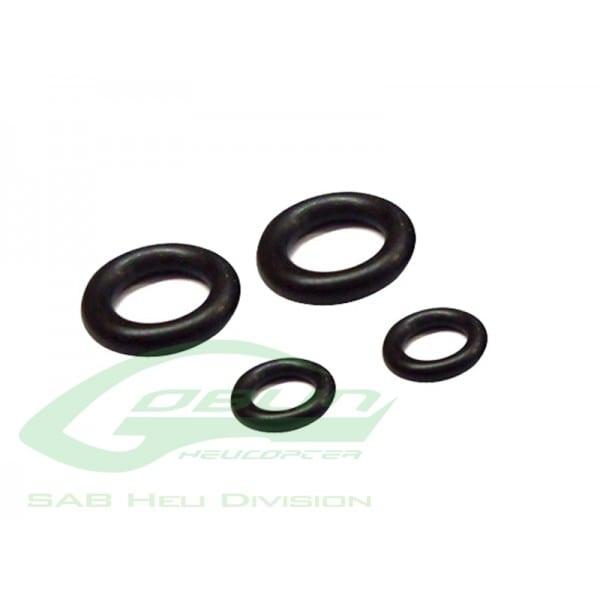 SAB Goblin 380 O-ring Set (Main and Tail) HC453-S