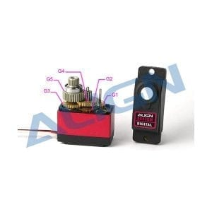 Align SER786 HSP43001 DS430M Servo Gear Set