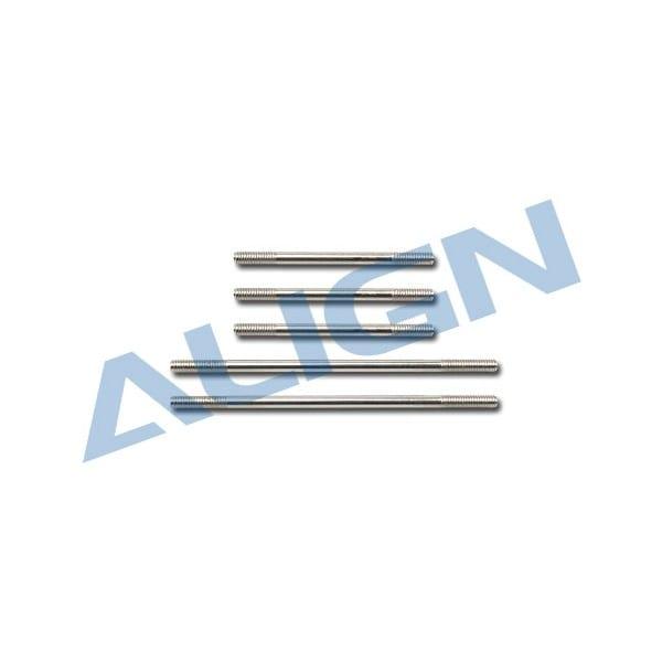 Align Trex 500EFL Pro H50173 Linkage Rod Set