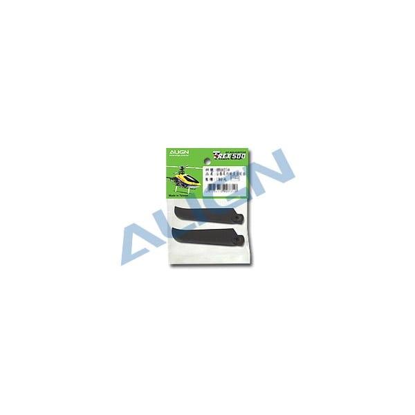 Align Trex 500 Plastic Tail Rotor Blades 67 HQ0673A