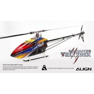Align Trex 700X Super Combo w/Microbeast Helicopter Kit RH70E23X