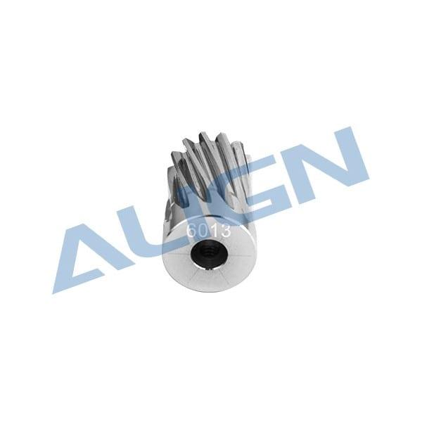 Align Trex 700 Class Motor Slant Tread Pinion Gear 13T (L37) H70G011XX