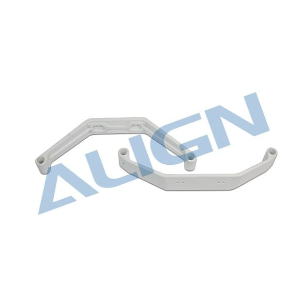 Align Trex 700X/700 Landing Skid - White H70F001XX