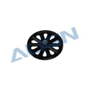 Align Trex 500 H50019AA 145T M0.6 Autorotation Tail Drive Gear set-Black