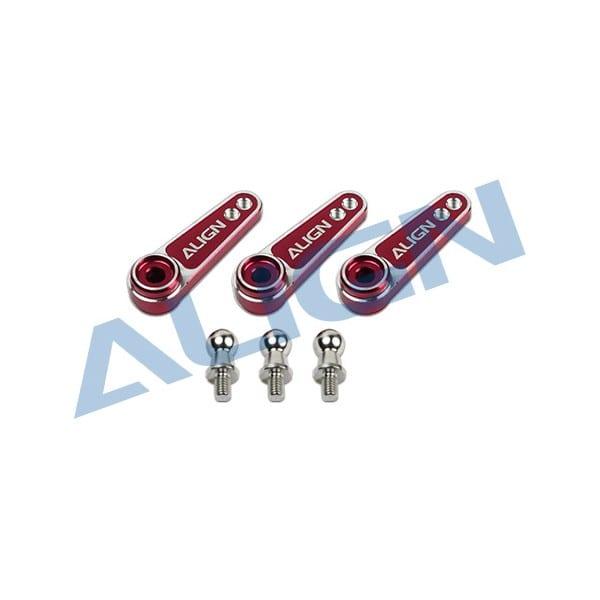Align D6FF Metal Servo Horn (M2.5) HSP61015QR