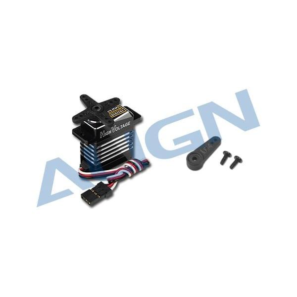 Align 250/450 DS455M High Voltage Digital Servo Rudder HSD45501