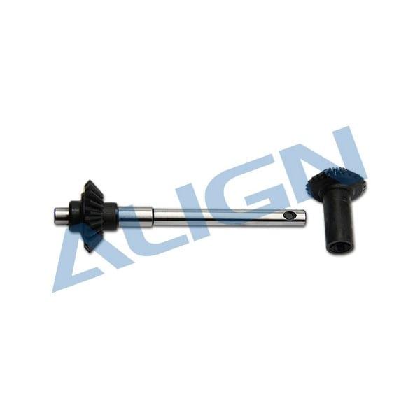 Align Trex 500 H50G002XX Torque Tube Rear Drive Gear Set