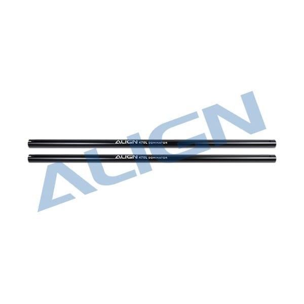 Align Trex 470L Tail Boom H47T001XX