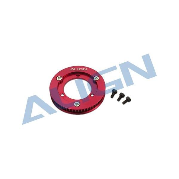 Align Trex 470L Metal Mount Belt Pulley Assembly 56T H47G003XX