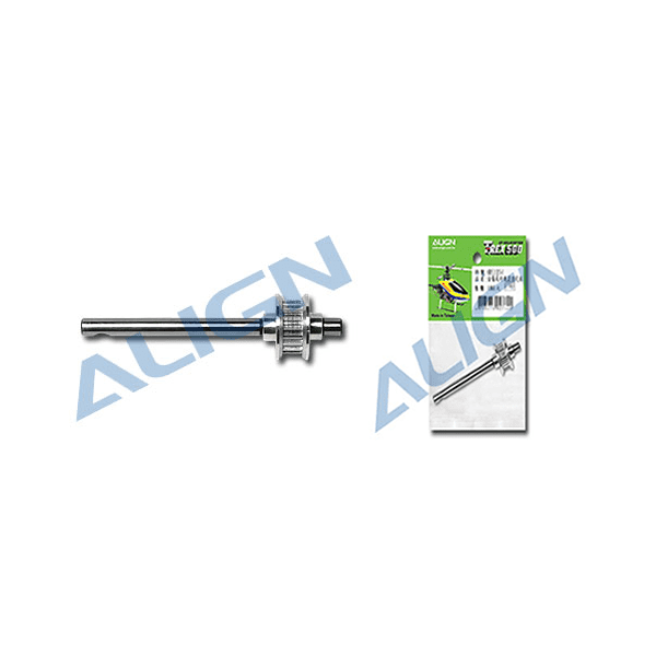 Align Trex 500 H50037 Tail Rotor Shaft Assembly